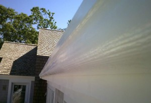 Wood Replacement Gutter Opt